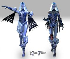 Killer Frost by Sticklove