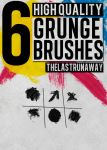 Grunge brushes by thelastrunaway