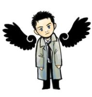 Castiel by melee