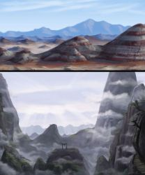 Landscapes by Dinoforce