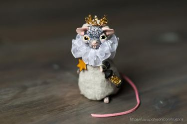The Mouse King, artdoll by NoirArt