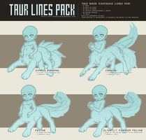 Taur lines pack [P2U] by toy-house