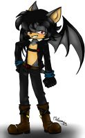 Blade the vampire Bat by Melissa-B-chan