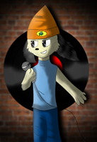 Parappa the rapper by Ktchelle