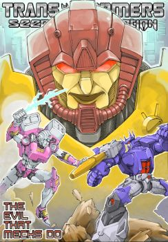 The Evil That Mechs Do Cover B by Tf-SeedsOfDeception