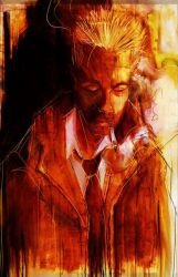 HELLBLAZER by JohnJenn7070