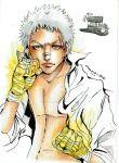 Ryohei's Golden Fists by littlemissmarikit
