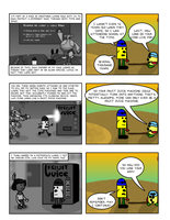 Raz and the Everything p16 by DanVzare
