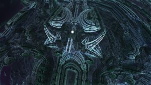 Follow the Light - Mandelbulb 3D fractal by schizo604