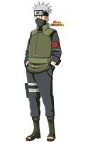 Boruto: The Next Generation|Kakashi Hatake by iEnniDESIGN