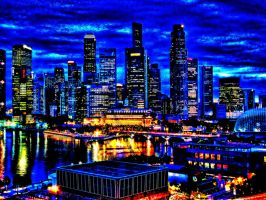 The City by RiegersArtistry