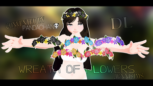 MMd_PaNdaChAn_converted_thing16|flowersdl by PaNdaChAnMMD