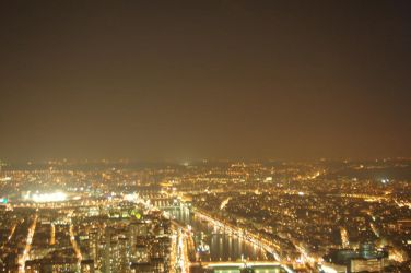 Top of the Eiffel Tower by Jumper4Jesus88