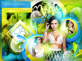 +EDICION: ID MAGIC PNGS | DEMI by CAMI-CURLES-EDITIONS