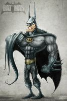 Batman by Noumier