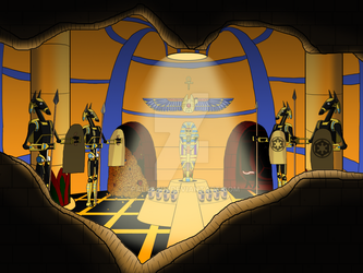 Vader Tomb by Palettin