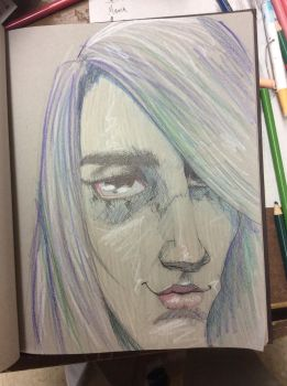 RGD Hangover for caerul  by charlando