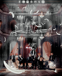 BTS (blood sweat and tears) ID by Fuckthesch00l