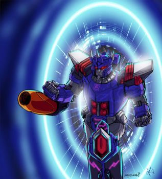 Galvatron by TheButterfly