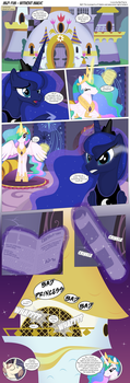 MLP: FiM - Without Magic Page 143 by PerfectBlue97