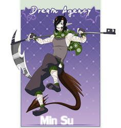 Dream Agency Application by Saria-Sama
