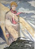 The Sword in the Stone by Darkliss