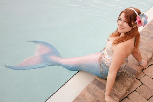 Gemma the Mermaid by DosikLens