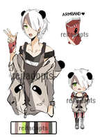 [ CLOSED ] Sketch Adopt #2 [AUCTION] by reitadopts