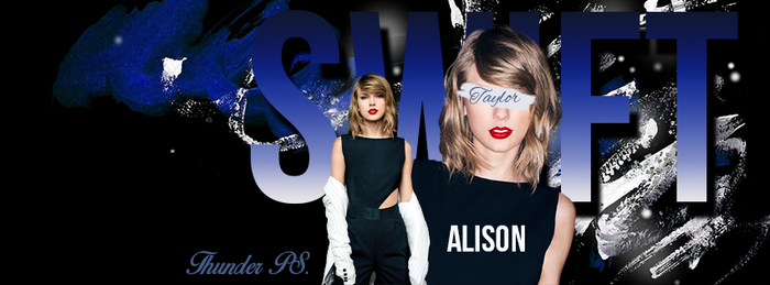 Taylor Alison Swift by pelinsuyildirim