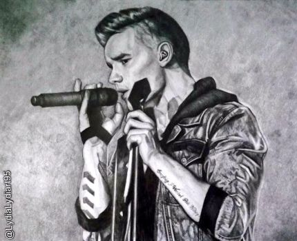 Liam Payne by Lydiart95