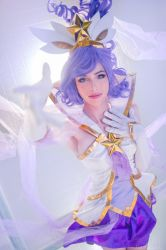 LoL - Star Guardian Janna II by MeganCoffey