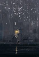The docks. by PascalCampion