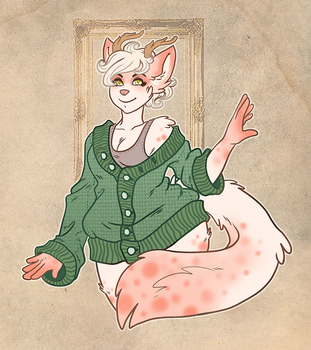 [comm] jeanine by obliviousally