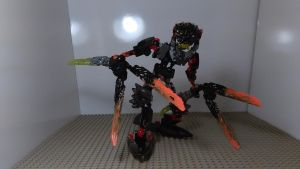 Lava Jet (Robot Mode) by sideshowOfMadness