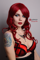 Patreon_Red by Elisanth