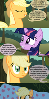 How Not to Introduce Applejack by Beavernator