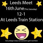 Leeds Meet xD! by FluffykinsX