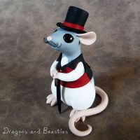 Sculptober: Hat by DragonsAndBeasties