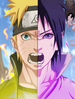 Naruto Final Clash by Kira015