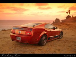 Ford Mustang Mach1 by phareck
