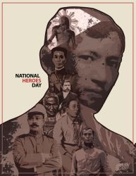 National Heroes Day PH 2018 by 3demman