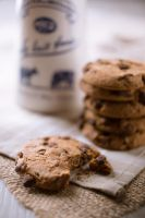 Chocolate Chip Cookies by Des-Henkers-Braut