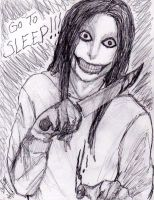 Jeff the Killer by SmileyVirago