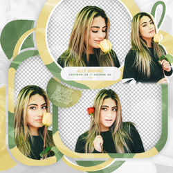 +Pack Png: Ally Brooke. by WhateverPhotopackss