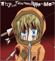 South Park: WRY KENNY WRY by Kamaniki