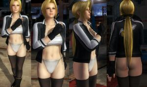 Helena fundoshi jacket by funnybunny666