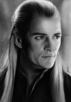 Legolas Greenleaf by anokaxlegolas