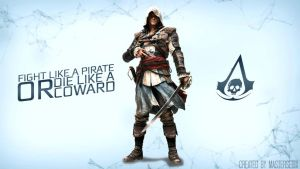 Assassins Creed 4: Black Flag - Wallpaper by mastersebiX