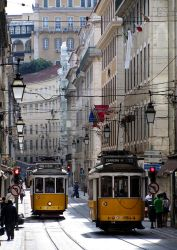 Lisbon, Portugal by CyberOverlord