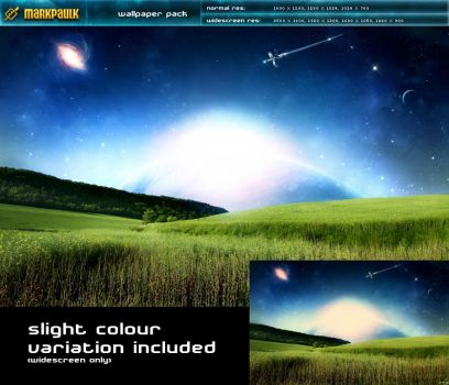 Planet X - wallpaper pack by mpk2